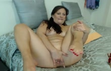 Turkish MILF on webcam