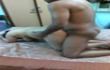 Indian MILF fucked by her friend